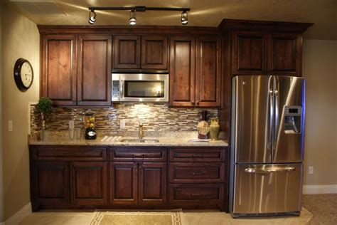 basement kitchenette design ideas