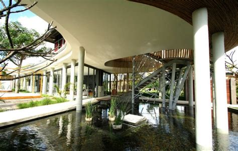 Sara Design Indonesia | kayu aga house in bali indonesia by yoka sara international