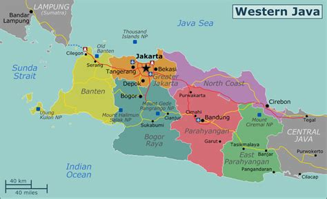 filemap  western java regionspng wikimedia commons