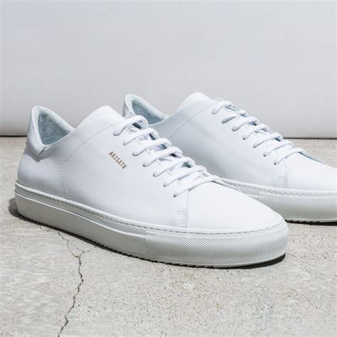 best white sneakers mens best 25 axel arigato ideas on s caps