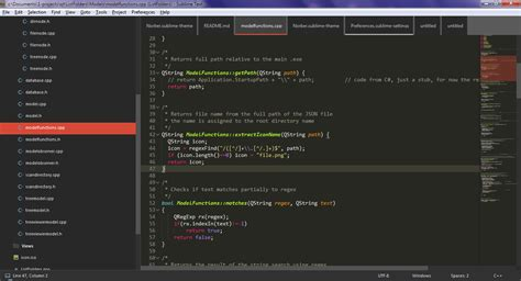 sublime text 3 material theme sidebar norber theme插件 sublime插件 sublime 中文插件搜寻网 addonhunt