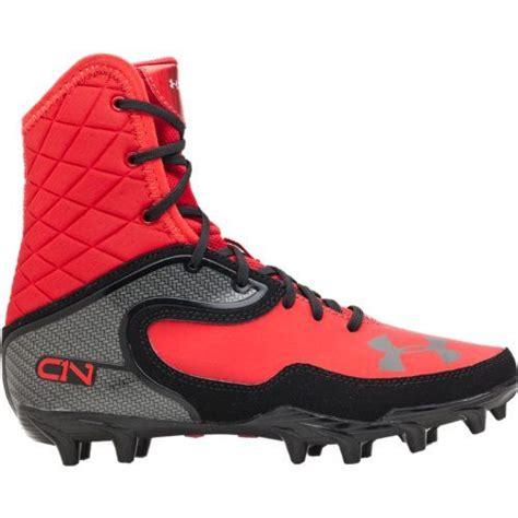 newton football shoes boy s armour highlight molded cleat football
