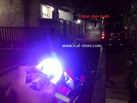 Lu Sorot Led Cree U3 Motor lu sorot led cree u3 outdoor tiga mode nyala ical
