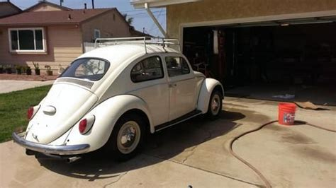Vw California Roof Rack by Find Used Clean 1964 Vw Bug With Roof Rack In Buena Park