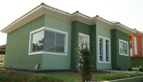 verde casa fachada verde para casas 233 a tend 234 ncia 15 modelos e