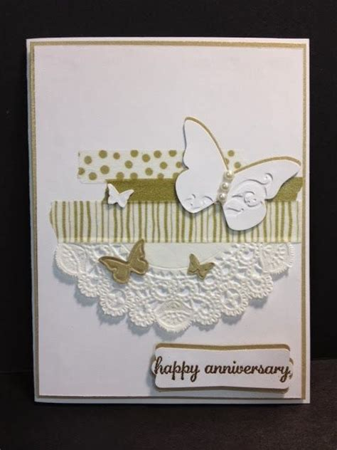 Handmade Cards For Engagement - 1000 ideas about handmade anniversary cards on