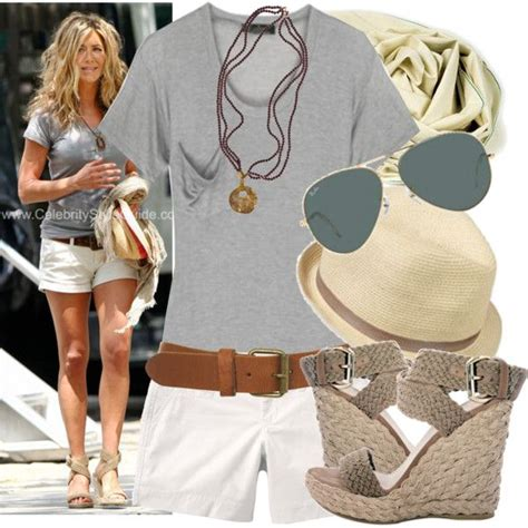 pinterest spring summer fadhion and style quot jennifer aniston quot summer outfit casual my style