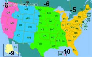 us time zones map gmt gmt time zone map usa topographic map