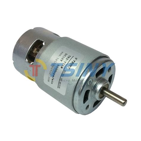 permanent magnet motor dc cw ccw permanent magnet dc 12v high torque low speed 5500