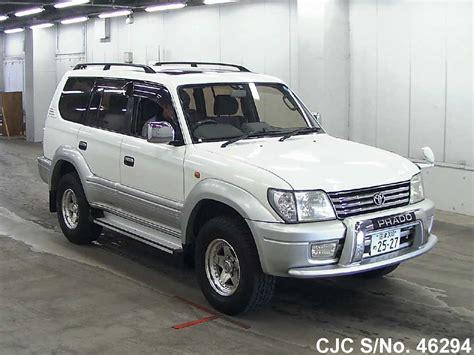 1999 Toyota Land Cruiser For Sale 1999 Toyota Land Cruiser Prado White 2 Tone For Sale