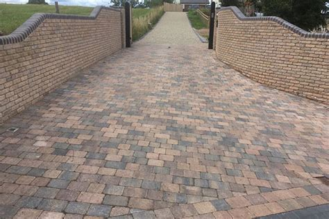 Block Paving Patio by Driveways In West Bromwich Block Paving Driveways