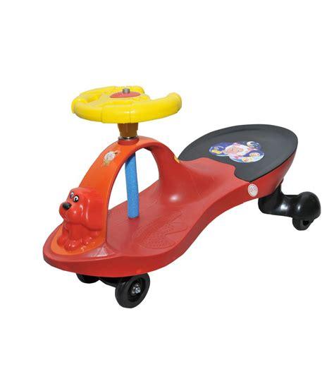 magic swing car happy kids magic swing car with music little dog red