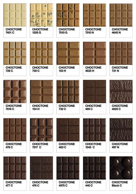 choctone la gama de marrones chocolate seg 250 n pantone