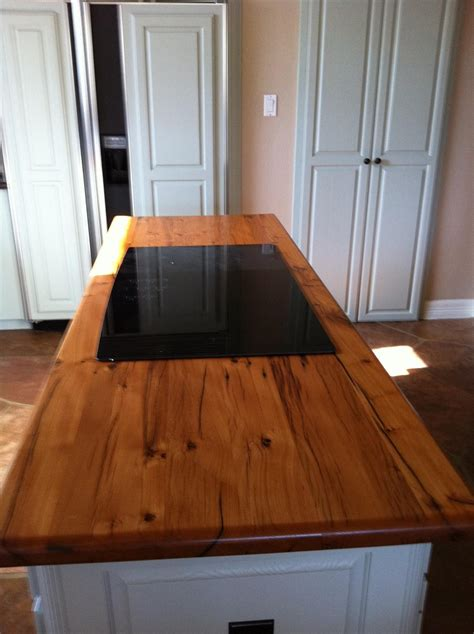 Countertops Wood by Wooden Kitchen Countertops For A Trendy Look Ideas 4 Homes