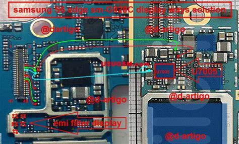 Lcd U2 samsung galaxy s6 edge plus g928c display problem solution
