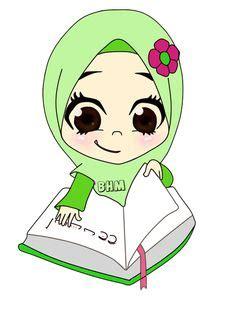 freebies doodle bunga muslim child vector carian muslim clipart