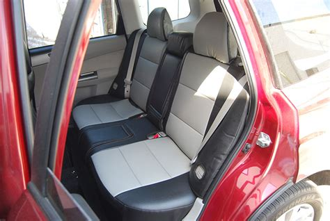 subaru forester 2014 iggee s leather custom fit seat
