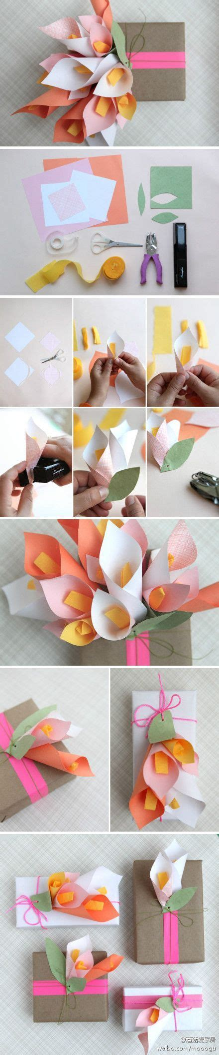 How To Make A Paper Flower Bouquet - how to make a paper flower bouquet pictures photos and