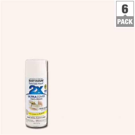 spray painters touch rust oleum painter s touch 2x 12 oz ivory bisque semi