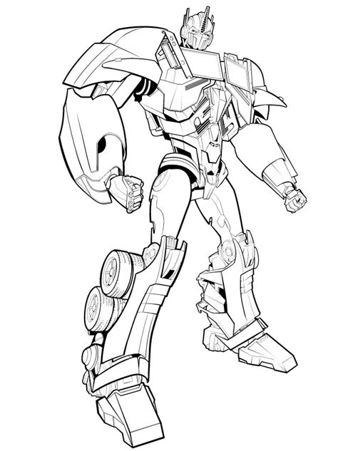 transformer color pages megatron coloring pages picture 5
