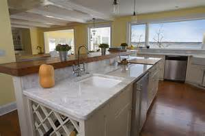 Easy Kitchen Countertops by Simple Kitchen Design With Faux Carrara Marble Kitchen