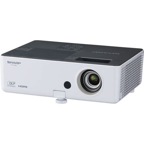Proyektor Sharp Sharp Pg Lx3000 3d Ready Color Dlp Projector Pg Lx3000 B H