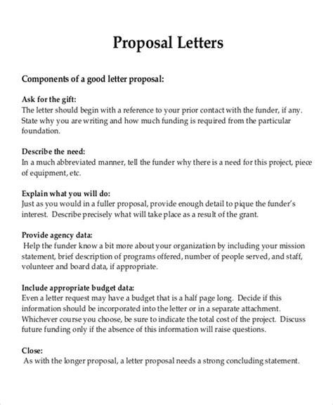 How To Write Letter For Project 9 Sle Project Letter Exles In Word Pdf