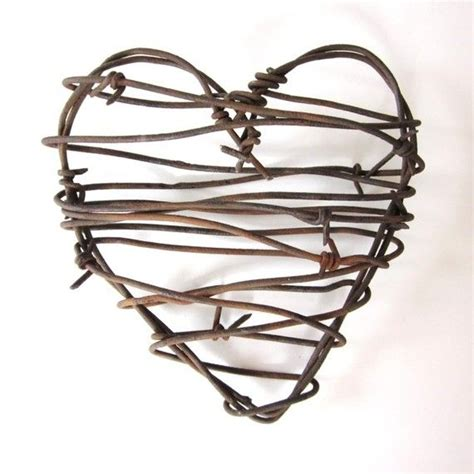 rustic wedding decor barbed wire cowboy