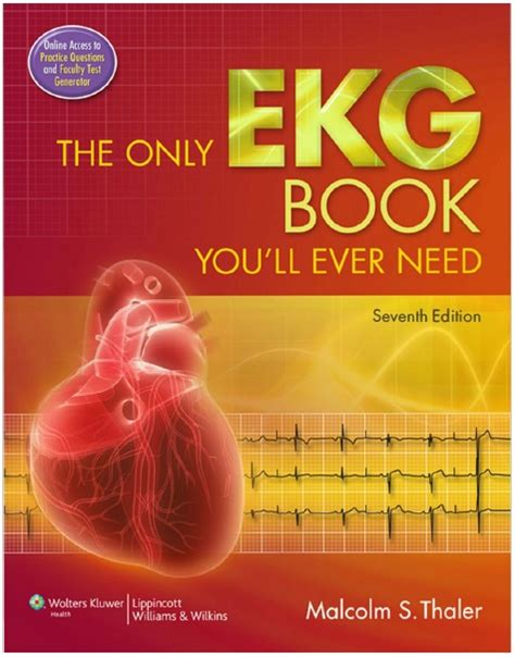 the only ekg book you ll need books the only ekg book you ll need pdf free