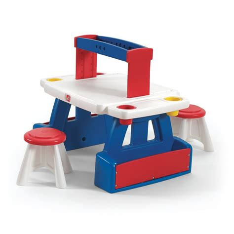 Step2 Creative Projects Table by Activity Table Creative Projects Storage Chairs Toys