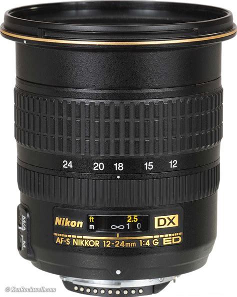 Nikon Lensa Af S Dx 10 24mm F35 45g Ed Alta nikon 12 24mm