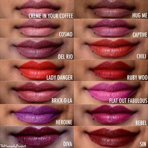 mac lip color top mac lipsticks for skin mosesaly