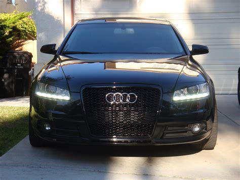 audi a6 c6 led headlights audiled eu led headlight retrofit to c6 2005