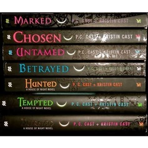 House Of Series Order by House Of Series By P C Cast Books 1 7 New And