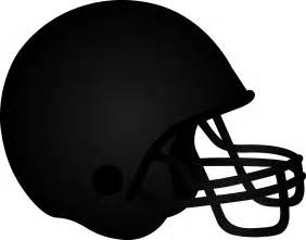 Football Helmet Outline Profile by Football Helmet Clip Free Cliparts Co