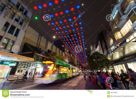 christmas decorations melbourne streets desktop pc s amd