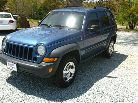 2006 Jeep Liberty 2006 Jeep Liberty Pictures Cargurus