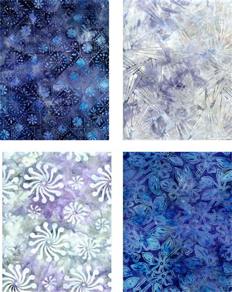 Batik Puff quilt inspiration twilight the quilt