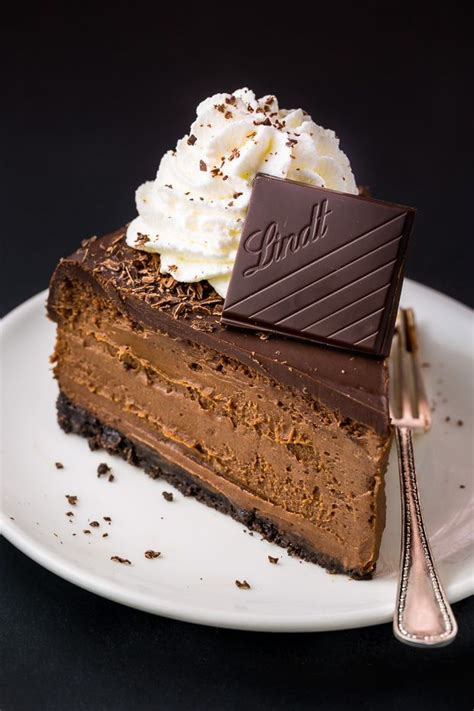 Link Chocolate Marscarpone Cheese Pie by 14416 Best Dessert Food Recipes Images On