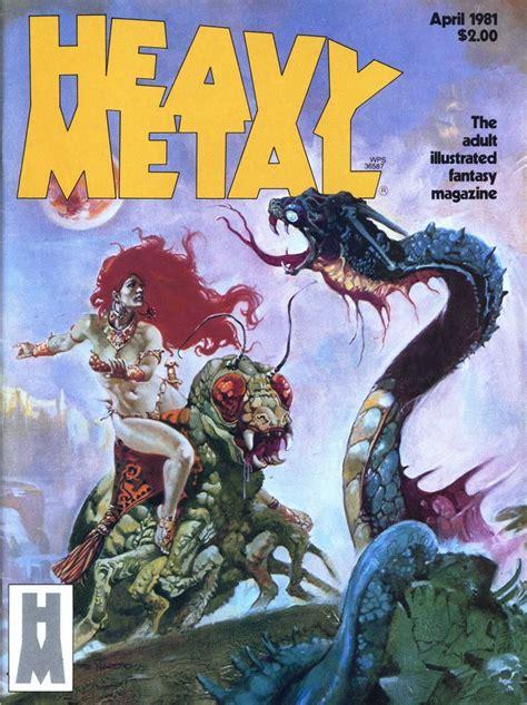435 best heavy metal images on pinterest heavy metal magazine 1981 art comic pinterest