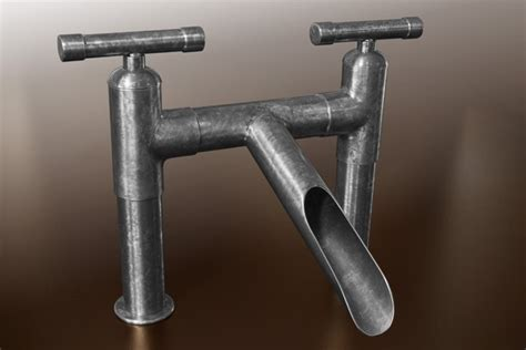 Country Style Kitchen Faucets by Industrial Chic Meets Rustic Country Elegance In