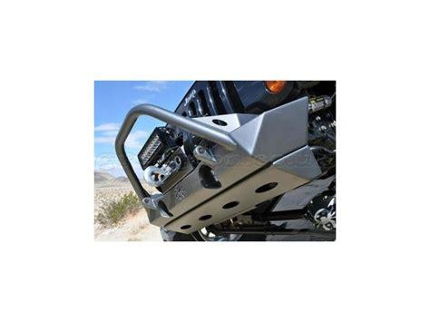 Jeep Jk Front Skid Plate Jeep Wrangler Jk Steel Front Skid Plate Brawler Light