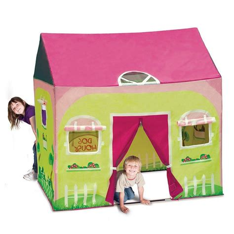 amazon com pacific play tents kids tree house bed tent playhouse buy playhouse tent intex 45642 kids online in pakistan