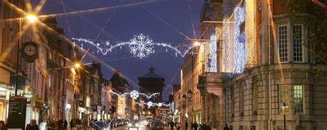 town centre lights in colchester light switch on events in