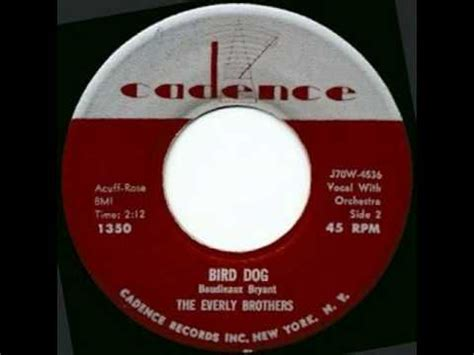 bird everly brothers the everly brothers quot bird quot