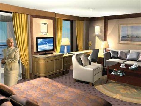 Cunard 2 Cabins by Cruise Ship