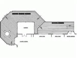 wrap around deck plans eplans deck plan wrap around family deck from eplans