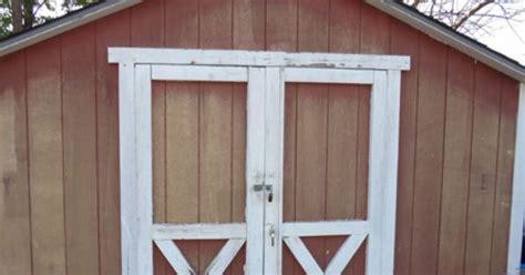 Shed Door Repair by Shed Door Replacement Siding Trim Soffit Fascia Repair