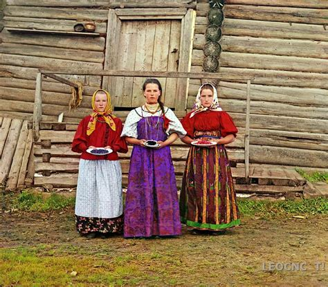 fotos antiguas a color antigua rusia mas de 150 fotos a color taringa