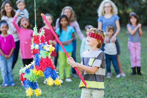 Pinatas Hit some prominently popular mexican traditions